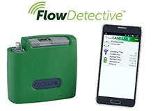 Flow Detective Air Flow Calibrator