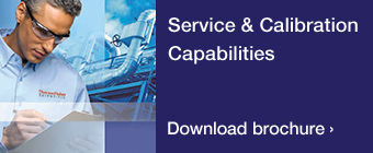 Service & Calibration Capabilities